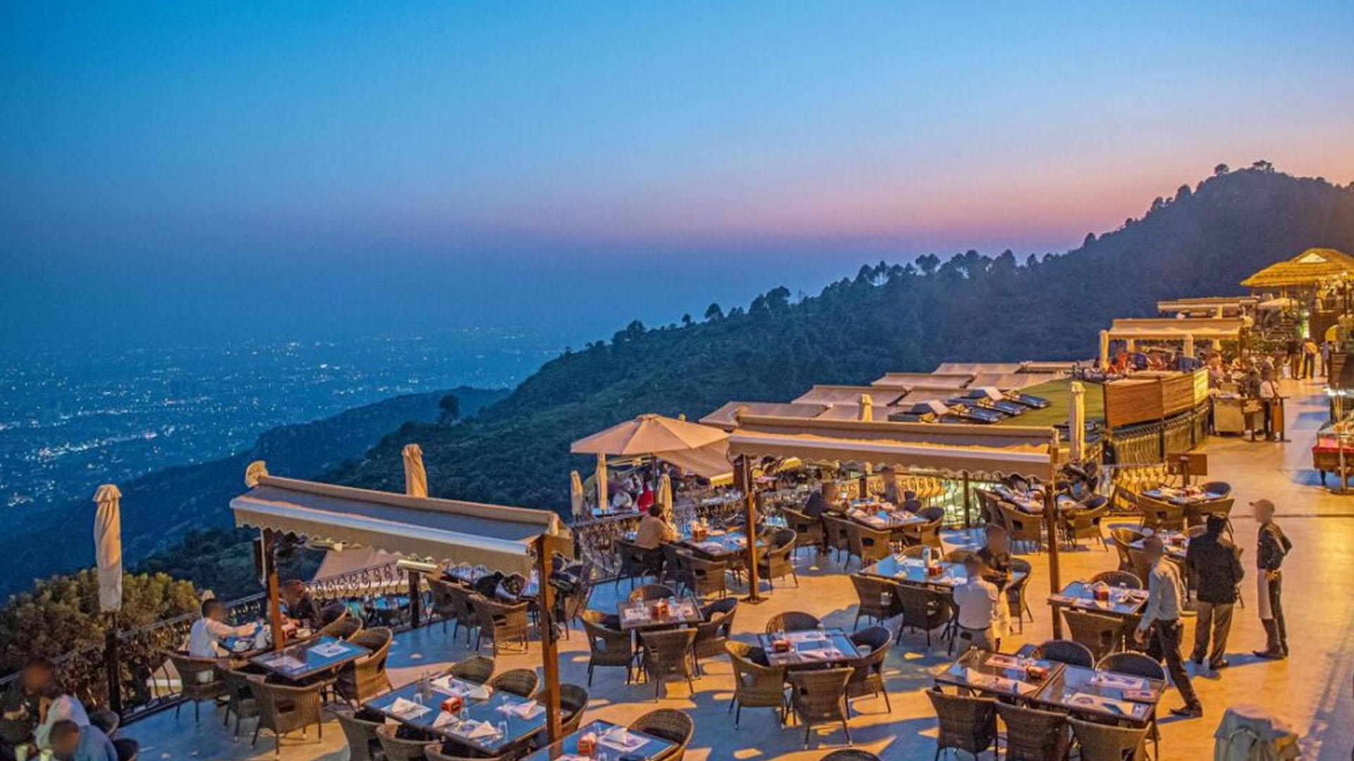 Best Restaurant in Islamabad-Monal Islamabad- Mk Marketing