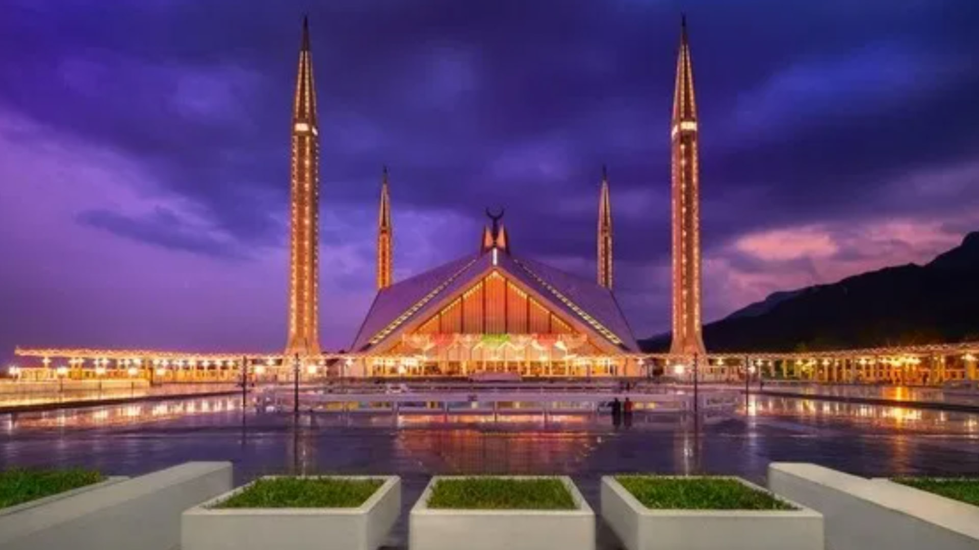 Best places in Islamabad- Pakistan Monument- Mk Marketing