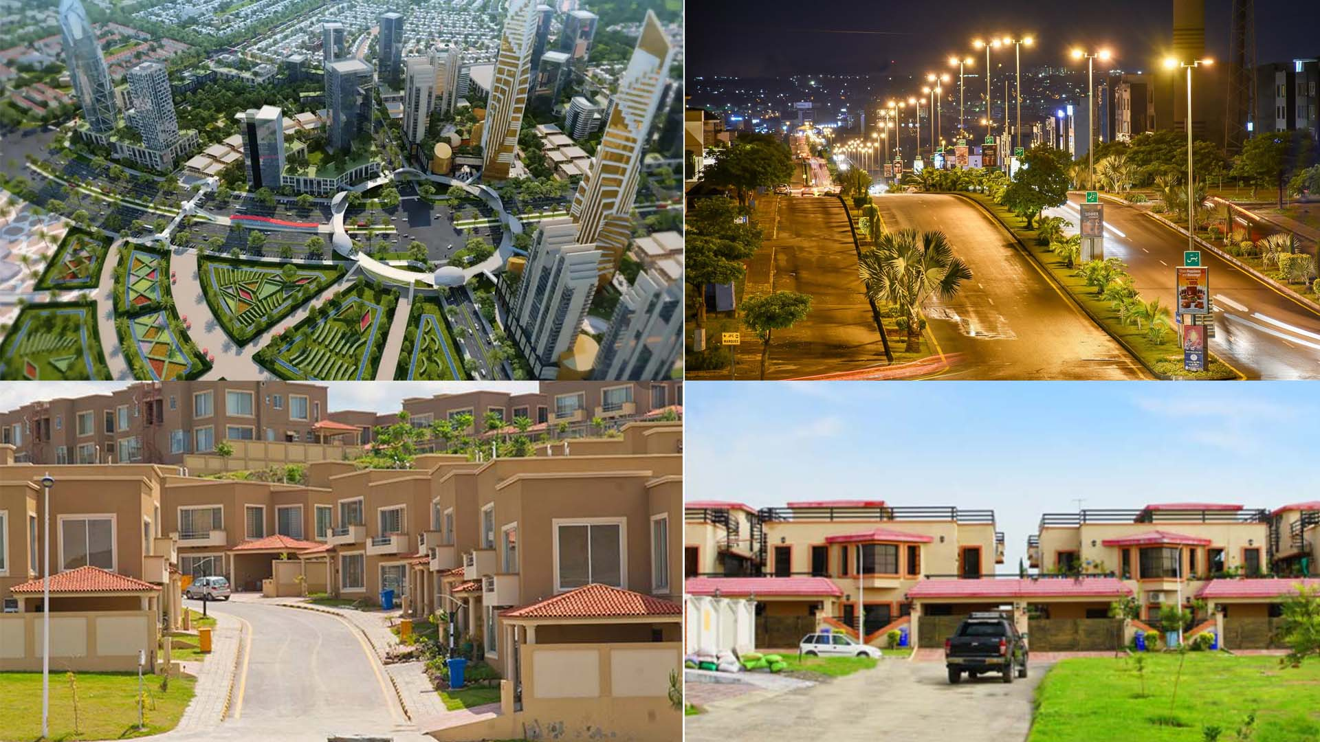 Top Housing societies in Islamabad ii- Mk Marketing